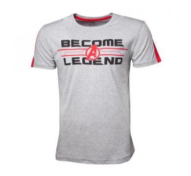 Avengers - Become A Legend Men's T-shirt