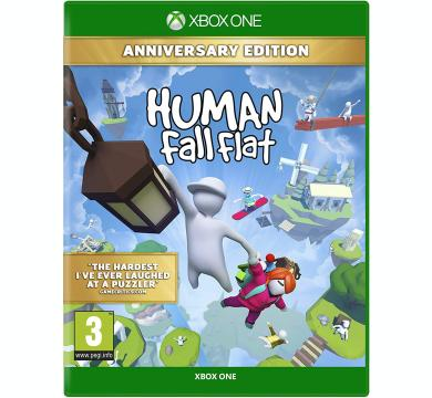 Xbox One Human: Fall Flat - Anniversary Edition