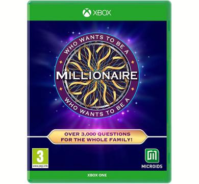 Xbox One Who Wants to be a Millionaire