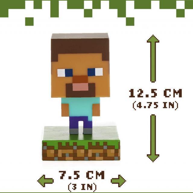 Paladone Minecraft: Steve Icon Light BDP