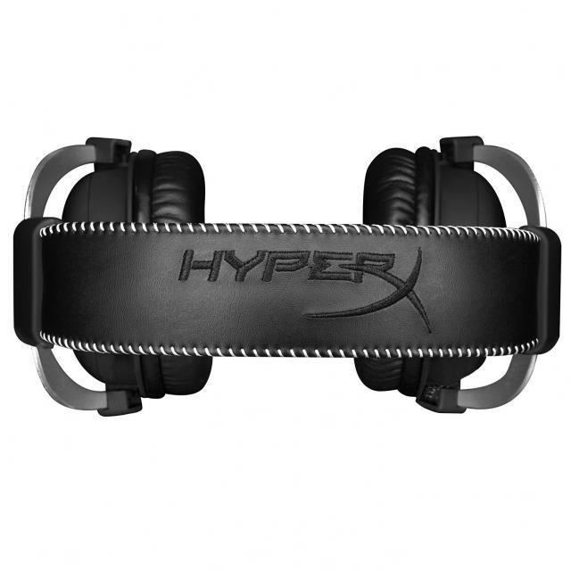 HyperX Cloud Silver