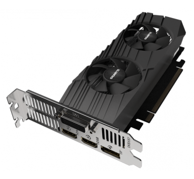 GIGABYTE GeForce GTX 1650 D6 Low Profile 4G