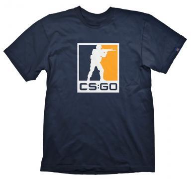 CS:GO T-Shirt Shooter Guy Logo