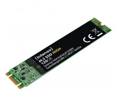 Intenso M.2 SSD SATA III High 120GB