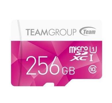 Team Group Color microSDXC UHS-I 256GB