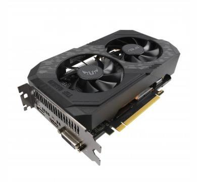 ASUS TUF Gaming GeForce GTX 1660 SUPER OC Edition 6G