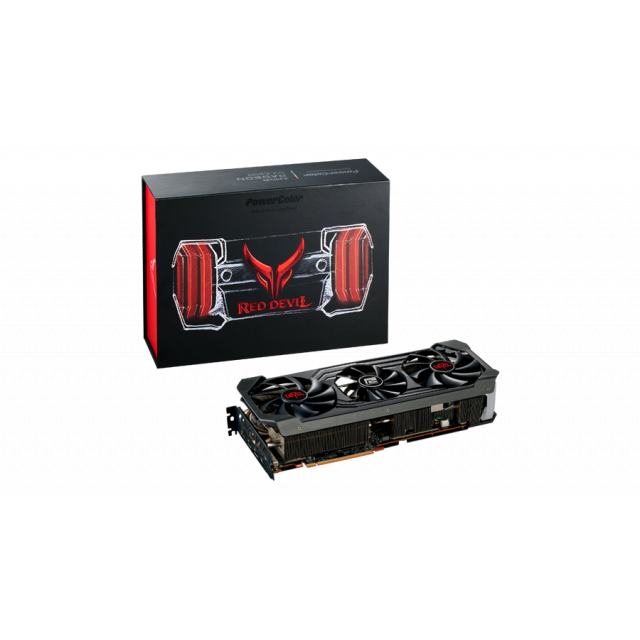 PowerColor Red Devil AMD Radeon RX 6800 16G Limited Edition