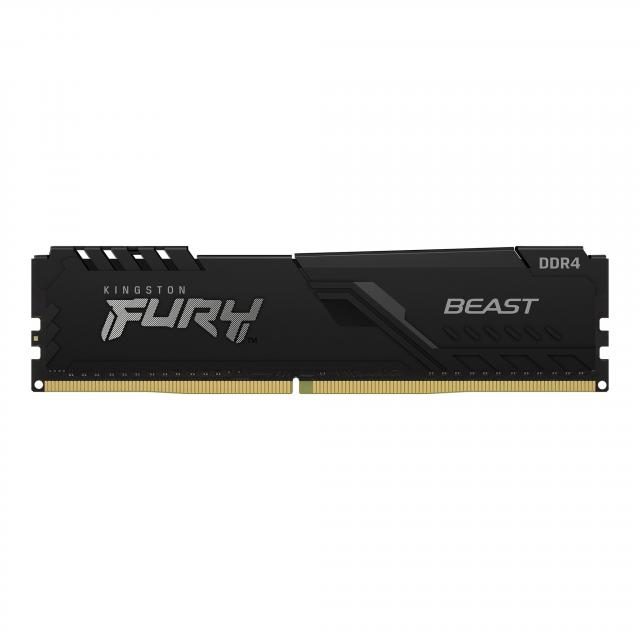 Kingston FURY Beast Black 16GB (2x8GB) 2666MHz