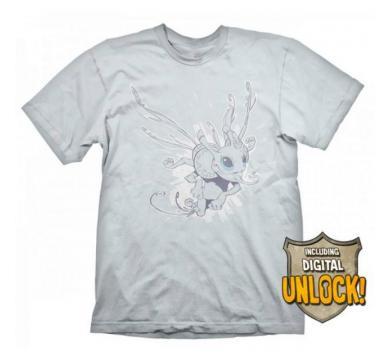 DOTA 2 T-Shirt Puck Men + Ingame Code