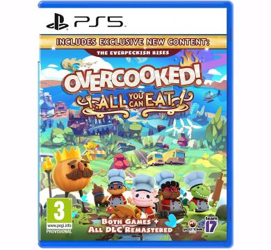 PS5 Overcooked: All You Can Eat