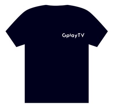 GplayTV 2020 Men's T-shirt