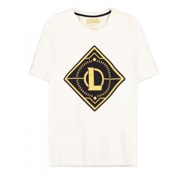 League of Legends - Gold Logo - Men's T-shirt