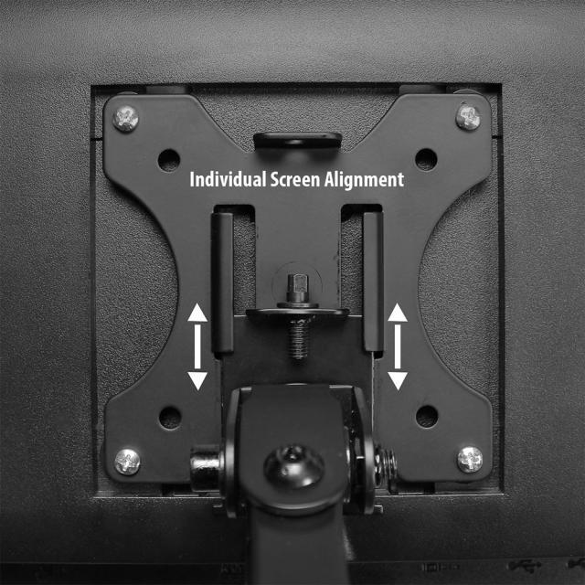 Ewent Dual LCD Desk Mount