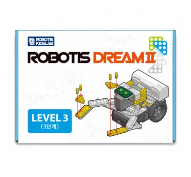 ROBOTIS DREAMⅡ Level 3 Kit