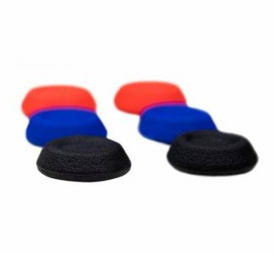 Nacon pack of 6 thumb grips for controller stick
