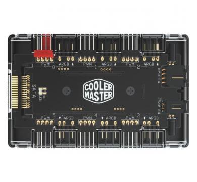Cooler Master MasterFan ARGB & PWM HUB