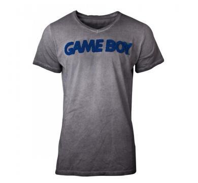 Nintendo - Oil Washed Gameboy Patch Women's T-shirt