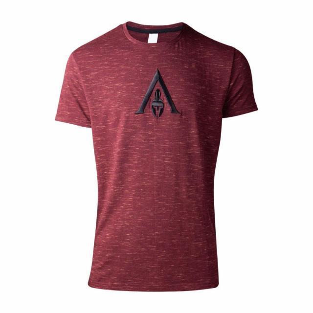 Assassin's Creed Odyssey - Odyssey Logo Space Dye Men's T-shirt