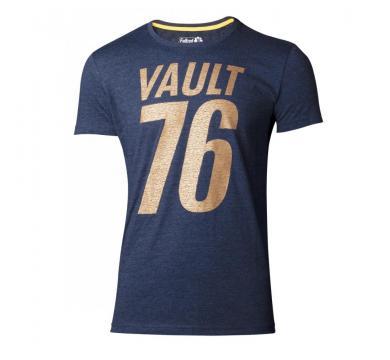 Fallout 76 - Golden 76 Men's T-shirt