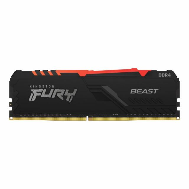 Kingston FURY Beast Black RGB 8GB 2666MHz
