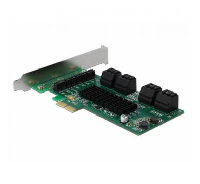 Delock SATA PCI Express Card