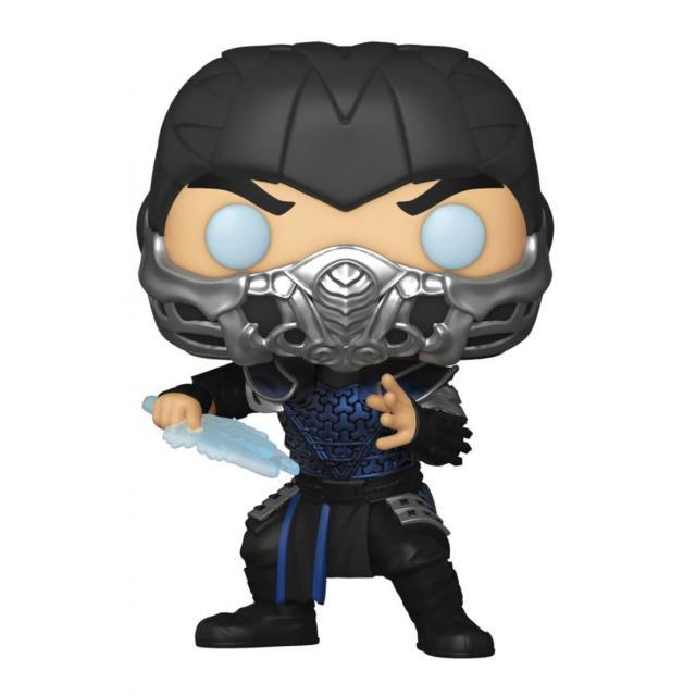 Funko POP! Games: Mortal Kombat - Sub-Zero #1057