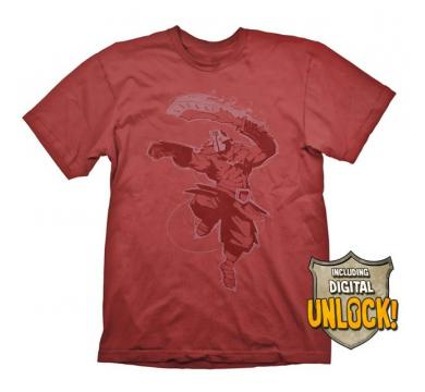 DOTA 2 T-Shirt Juggernaut + Ingame Code