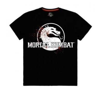 Mortal Kombat - Finish Him Men's T-shirt