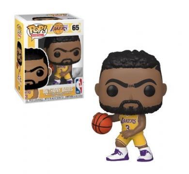 Funko POP! Basketball NBA: Lakers - Anthony Davis #65