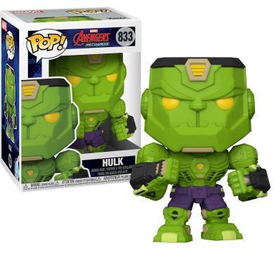 Funko POP! Marvel: Avengers MechStrike - Hulk #833