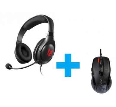 Creative SoundBlaster Blaze+X7 V-Track F5