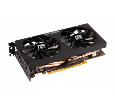 PowerColor Fighter Radeon RX 6600 8G + Thermaltake Smart RGB 600W