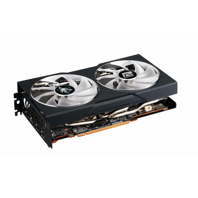 PowerColor HellHound Radeon RX 6600 8G + Thermaltake Smart RGB 600W