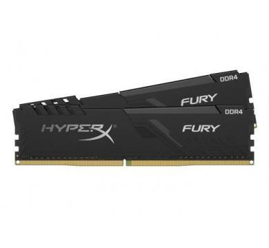 HyperX Fury Black 16GB (2x8GB) 2666 MHz