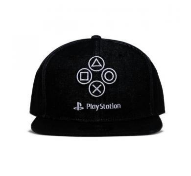 Playstation - Denim Symbols - Snapback