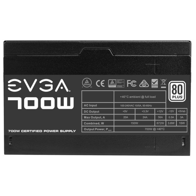 EVGA 700W W1