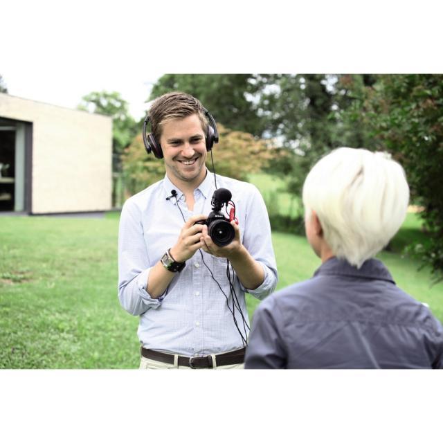 "Hama ""RMZ-18"" Directional Microphone"