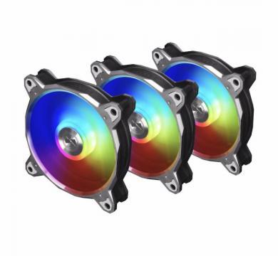 Lian Li Bora Digital BR120 3 Fan