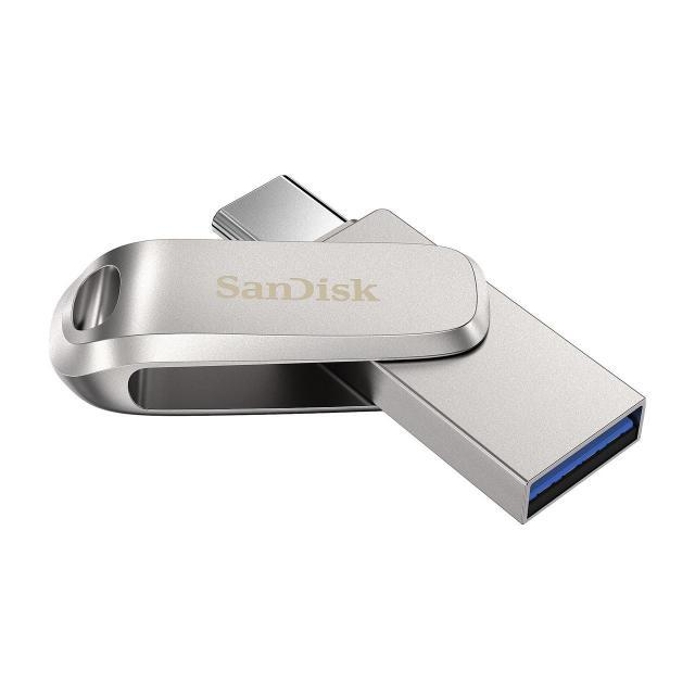 SanDisk Ultra Dual Drive Luxe 128GB