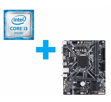 Intel Core i3-9100F Tray + GIGABYTE H310M H 2.0