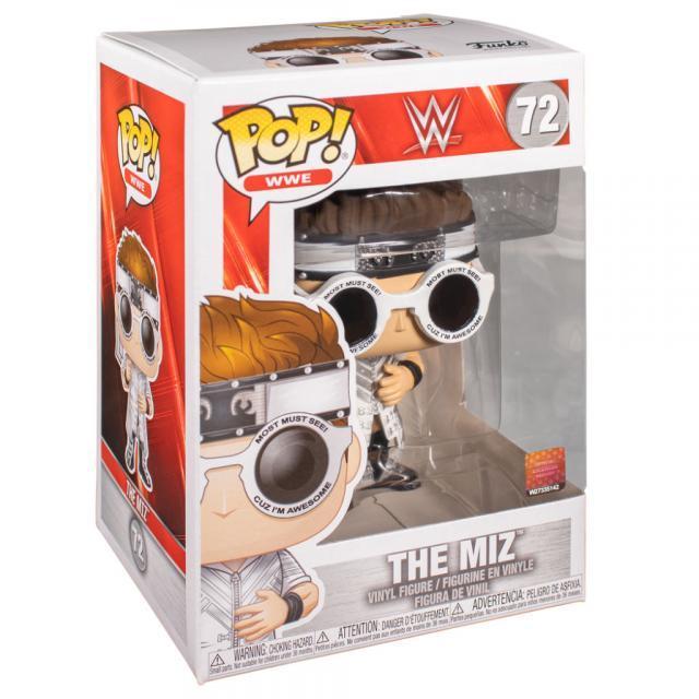 Funko POP! WWE - The Miz #72