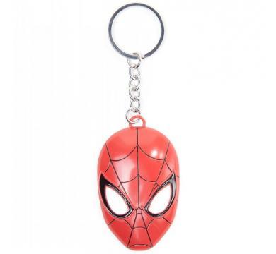 Spider-man - 3D Metal Mask Keychain