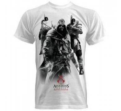 Assassin's Creed T-Shirt Revelation White