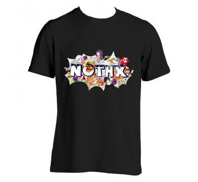 GplayTV NoThx - Heroes Men's T-shirt