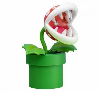 Paladone Super Mario - Piranha Plant Posable Lamp BDP