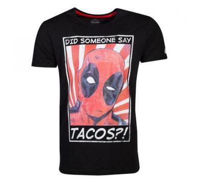 Deadpool - Tacos? Men's T-shirt