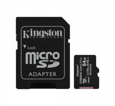 Kingston Canvas Select Plus microSDXC 64GB