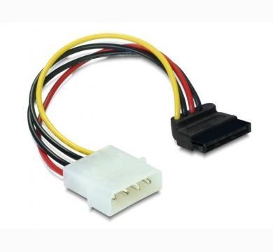 DeLock Power SATA HDD to 4 pin