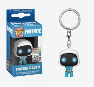Funko Pocket POP! Fortnite - Frozen Raven Figure