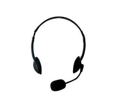 Ewent Headset with Microphone